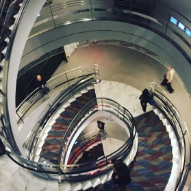 Rubin Museum of Art rotunda, @Prez13