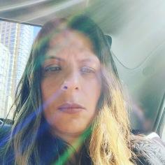 starlight selfie en route