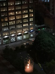 view from Tribeca Rooftops